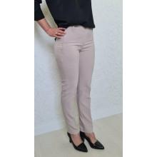 Дамски панталон в бежов цвят