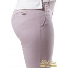 Макси панталон в бежов цвят